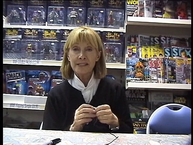 Loose Cannon Jean Marsh Interview LC20