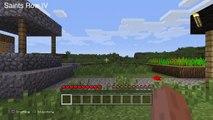 Minecraft PS4: Nether Portal Spawn Seed (Minecraft Playstation 4 Gameplay)