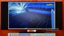 MESSI PASSED THROUGHT RONALDO AND NEYMAR IN GALA FIFA BALLON DOR 2015 TV SHOW