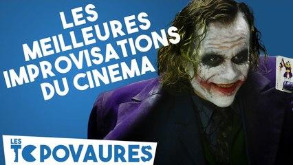 5 meilleures improvisations du cinéma