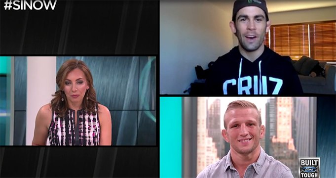 Dominick Cruz Destroys T.J Dillashaw Once More With Trash Talk