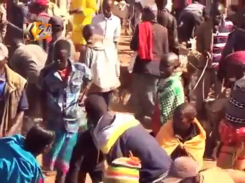 Operations at Rumuruti market paralyzed following dismissal of livestock auctioneer
