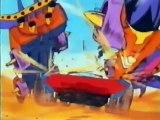 Supercar gattiger la grande corsa ° parte video