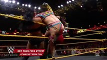 NXT Women's Championship No. 1 Contender's Battle Royal- WWE NXT, Jan. 13, 2016