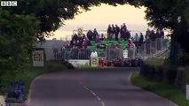 Crash Moto 2015 Guy Martin - SBK Ulster Grand Prix - BBC -- TT Isle of man 2015 - MotoGP 2