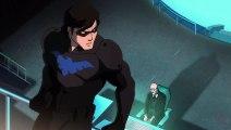 Batman Bad Blood clip -- Gone