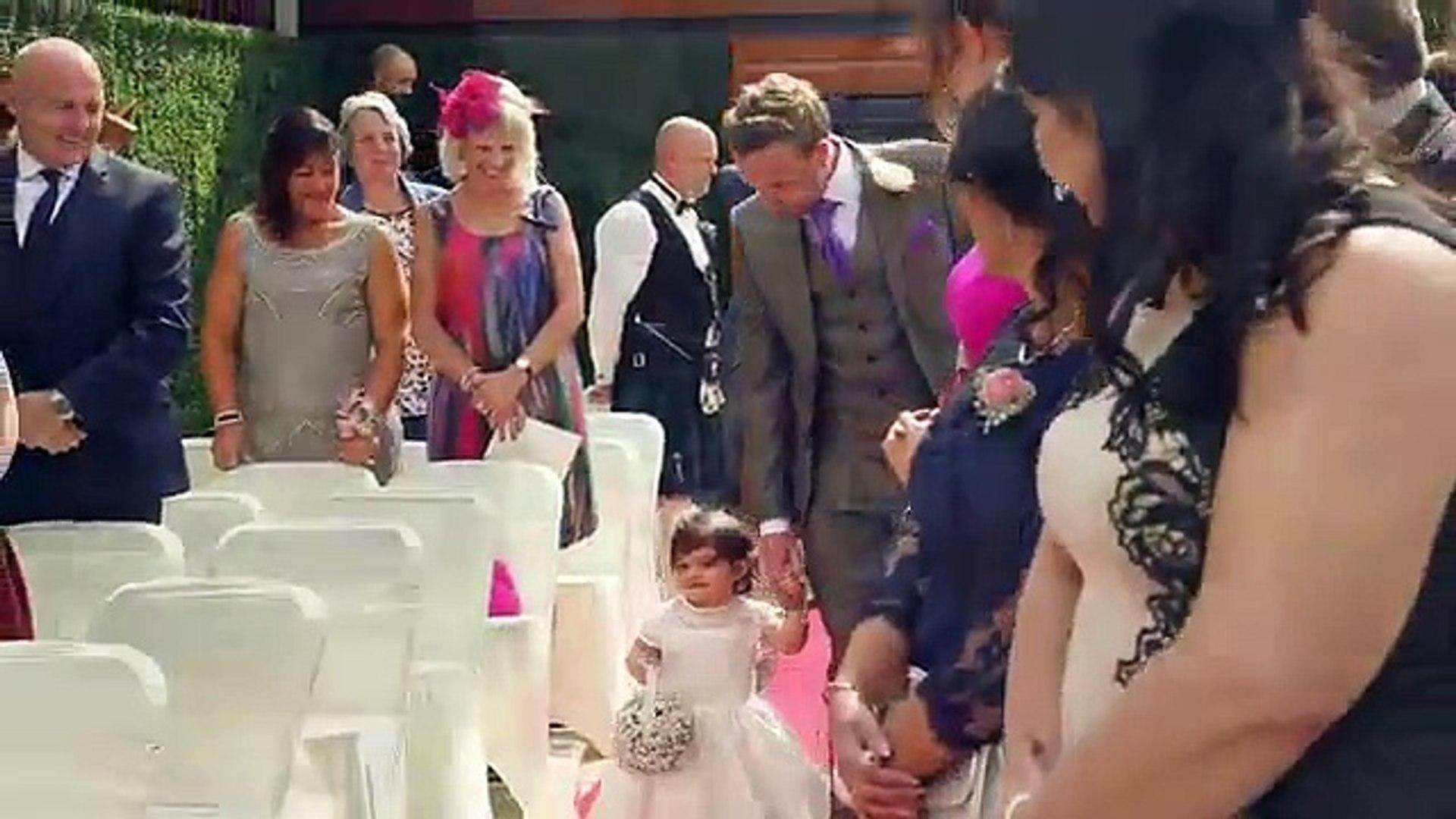 Imran & Stephanie highlights 2016 - Superb Wedding Highlights -  Asian Wedding Highlights