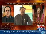 IMF issued warning to government on money laundering bill and traders rejected Ishaq Dar amnesty scheme - Shahid Masood