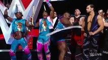 Mr. McMahon & Stephanie McMahon address the WWE roster- Raw, January 11, 2016