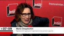 """Marie Desplechin : « Mélenchon dit """"non"""", Le Guen dit """"c'est pas bien"""". Et après ? »"""