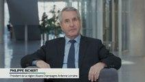 Philippe Richert, Président de la Région Alsace Champagne-Ardenne Lorraine vous présente ses voeux