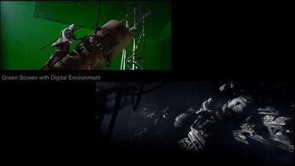 10 minutes des coulisses des effets spéciaux de Star Wars