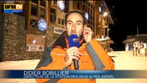 Incompréhension aux Deux-Alpes après la mort de trois personnes dans une avalanche