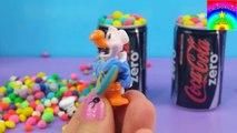 Play Doh Dippin Dots Coca Cola Surprise Mickey Mouse Peppa Pig Tigger Disney Princess