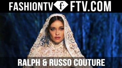 Ralph & Russo | Haute Couture FW 2015-16 | FTV.com
