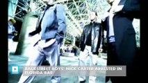 Backstreet Boys' Nick Carter Arrested in Florida Bar