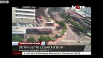 Jakarta attacks_ Bombs and gunfire rock Indonesian capital - BBC News