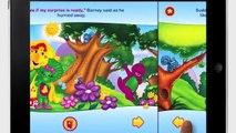 First Ever Barney Book App! Barneys Storybook Treasury!