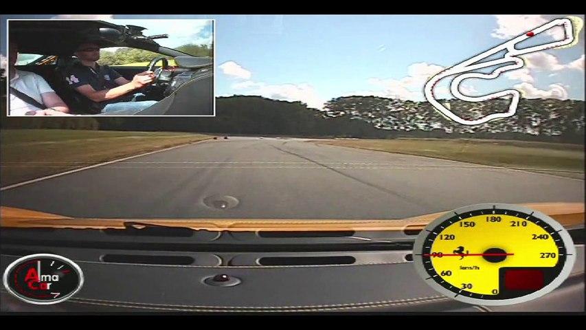 Votre video de stage de pilotage B100140116ALMA0002