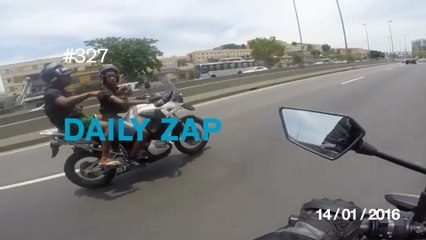 DAILY ZAP #327 : Robbery gone wrong !