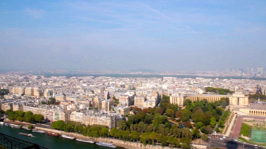 Office du tourisme de Paris: la Tour Eiffel