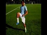 Jeune prodige footballeur