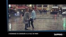 Paris is Kissing: L'émouvant hommage de danseurs à la ville de Paris