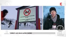 Avalanche aux Deux-Alpes : l'enquête débute, appel à témoins lancé