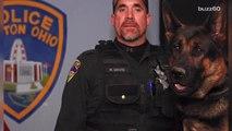Community rallies to buy new bulletproof dog vests for fallen K-9's fellow officers