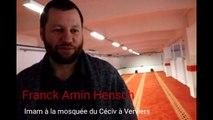 Que faisait l'imam de la plus grande mosquée de Verviers le 15 janvier 2015, jour du raid rue de la Colline à Verviers?