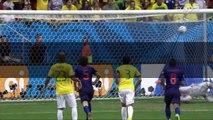 Brazil 0-3 Netherlands World Cup 2014 Third Place Playoff All Goals Full HD 1080p [12/07/2014]
