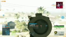 CRAZY NO SCOPE HEADSHOT  SNIPING HELICOPTERS - Gameplay Battlefield Hardline Beta !!