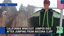 Wingsuit jumper dies after jumping from Arizona cliff
