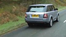 Gama Land Rover 2012