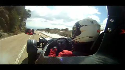 KTM X-Bow vs Can Am Spyder