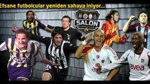 4 Büyükler Salon Turnuvası Galatasaray 7-6 Beşiktas 13.01.2016