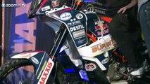 Dakar commercial | Iedere dag te zien op Eurosport tv | Win een rit in de Dakar buggy!