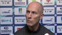 Avant HAC - Paris FC, interview de Bob Bradley