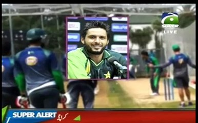 watch Shahid Afridi's Expectations with Muhammad Amir Against New Zealand