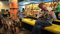 Carter Vintage Guitars Chris Thile Gilchrist Model 5