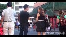 Hot White Girl Picking Up Asian Guys Speaking Chinese / Mandarin - Pick Up Prank (MySocial