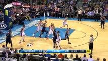 Kevin Durant Full Highlights 2016.01.13 vs Mavericks 29 Pts, 10 Rebs, 4 Assists