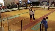 Finale tir progressif, Mondial -18 de Sport Boules, Casablanca 2015