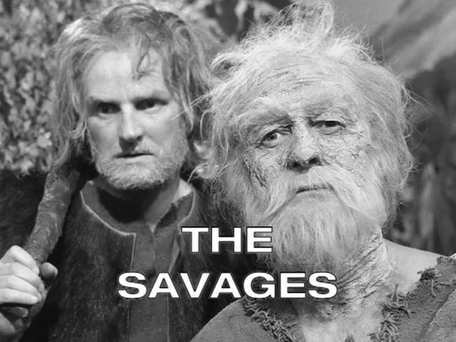 Loose Cannon The Savages Intro LC29 Peter Purves