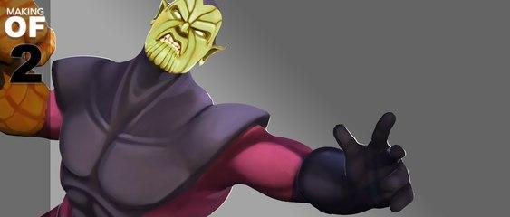 Marvel Avengers™: Battle for Earth - Animation Making of - Squeeze Studio | Ubisoft 2/3