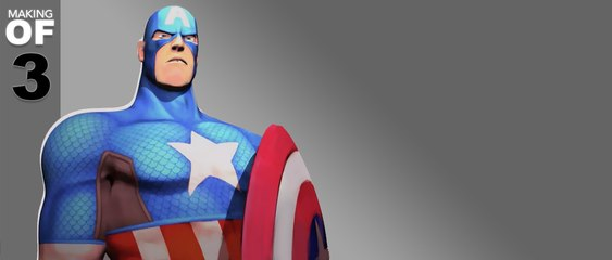 Marvel Avengers™: Battle for Earth - Animation Making of - Squeeze Studio | Ubisoft 3/3