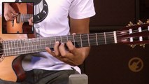 Baden Powell e Vinícius de Moraes - Berimbau (como tocar - aula de violão)