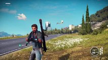 Just Cause 3 MEGA C4 BOOSTERS (Just Cause Funny Moments)