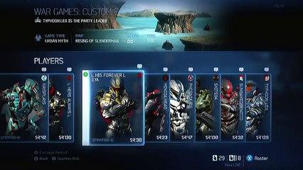 Halo 4- Game Night