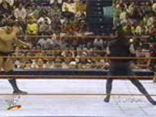 Undertaker knocked out The Big Show